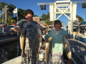 Charter Fishing Near Destin FL