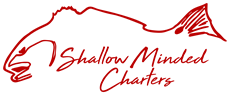 Shallow Minded Fishing Charters Logo