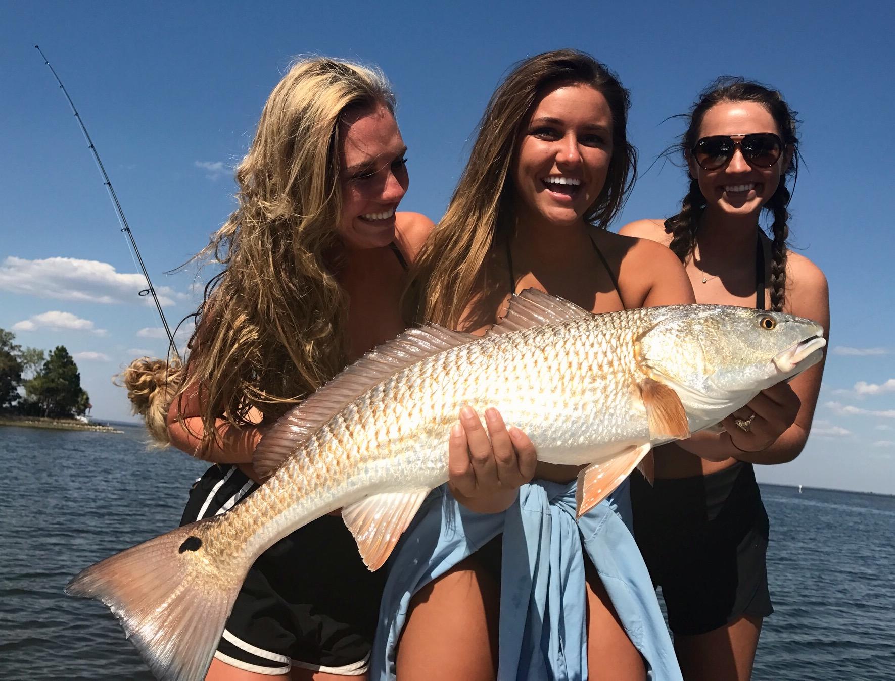 fishing charter 30A