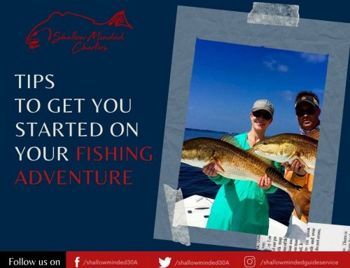 Tips to get you started on your fishing adventure