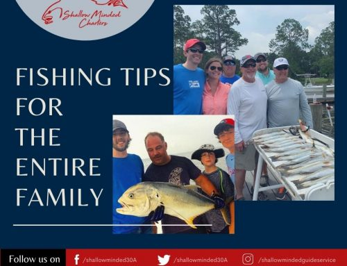 Fishing Tips For The Entire Family